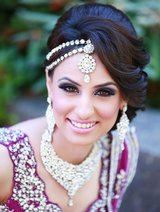 Photo of asian bride